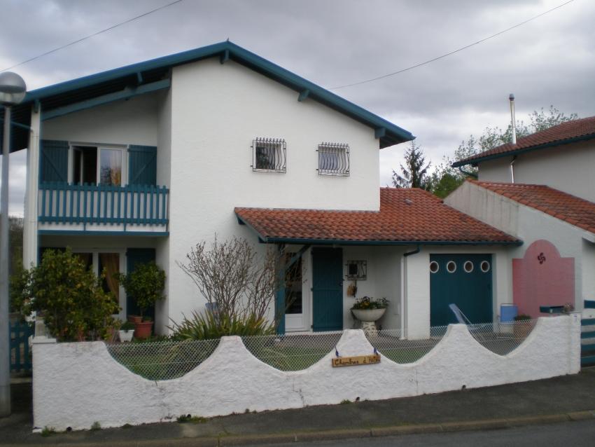 Etchean (chambres d'hotes) Biarritz (Arcangues)