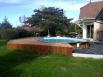 studio avec piscine biensan