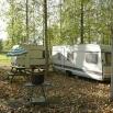 Caravane familiale pour 5 personnes au camping prévert